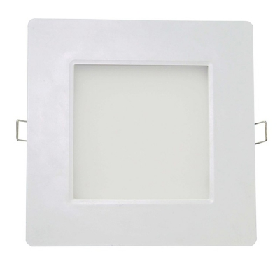 400 lumens flat LED downlight