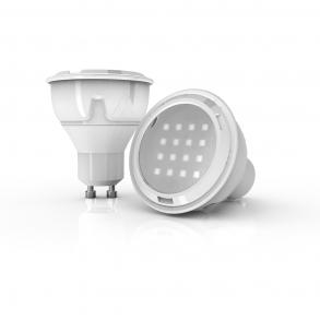 430 lumens GU5.3 LED spotlight large angle
