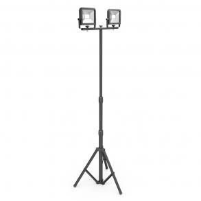 Flood light projector LED tripod