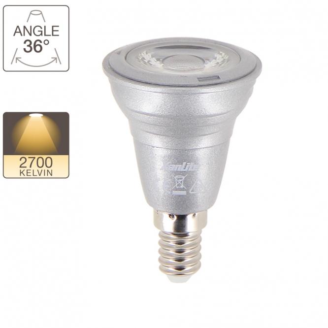 Ampoules Spots LED Platinium 36° Spot 345 Lumens E14 Xanlite
